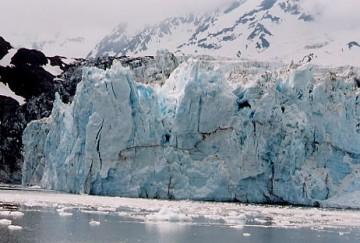 26氷河クルーズにて